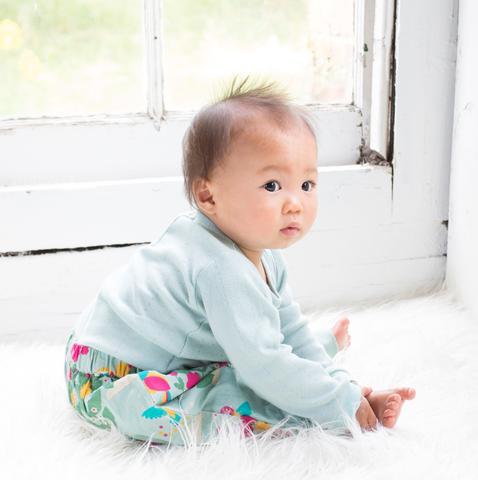 Baby Boys Pyjamas and The Pleasure of A Good Night's Sleep