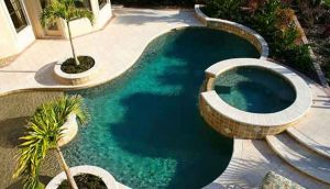 Newbury park pool remodeling