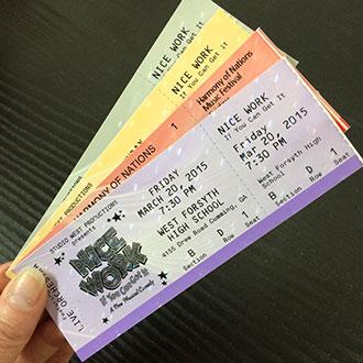Buy Hartford Show Tickets