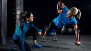 personal training in Canary Wharf